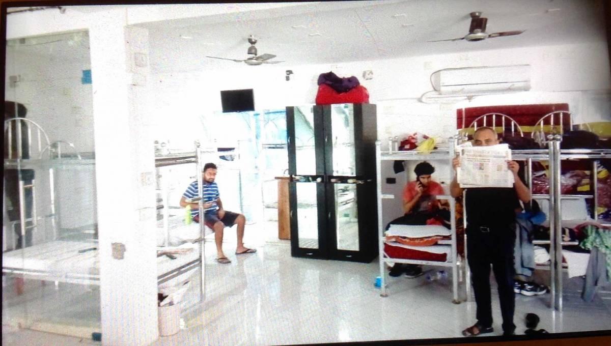 PG Hostels and Backpackers, Mumbai, India, India hoteller og vandrehjem