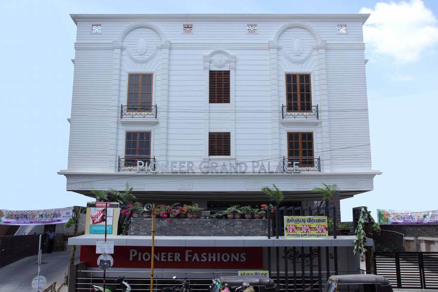 Pioneer Grand Palace, Nagercoil, India, 热门假期 在 Nagercoil