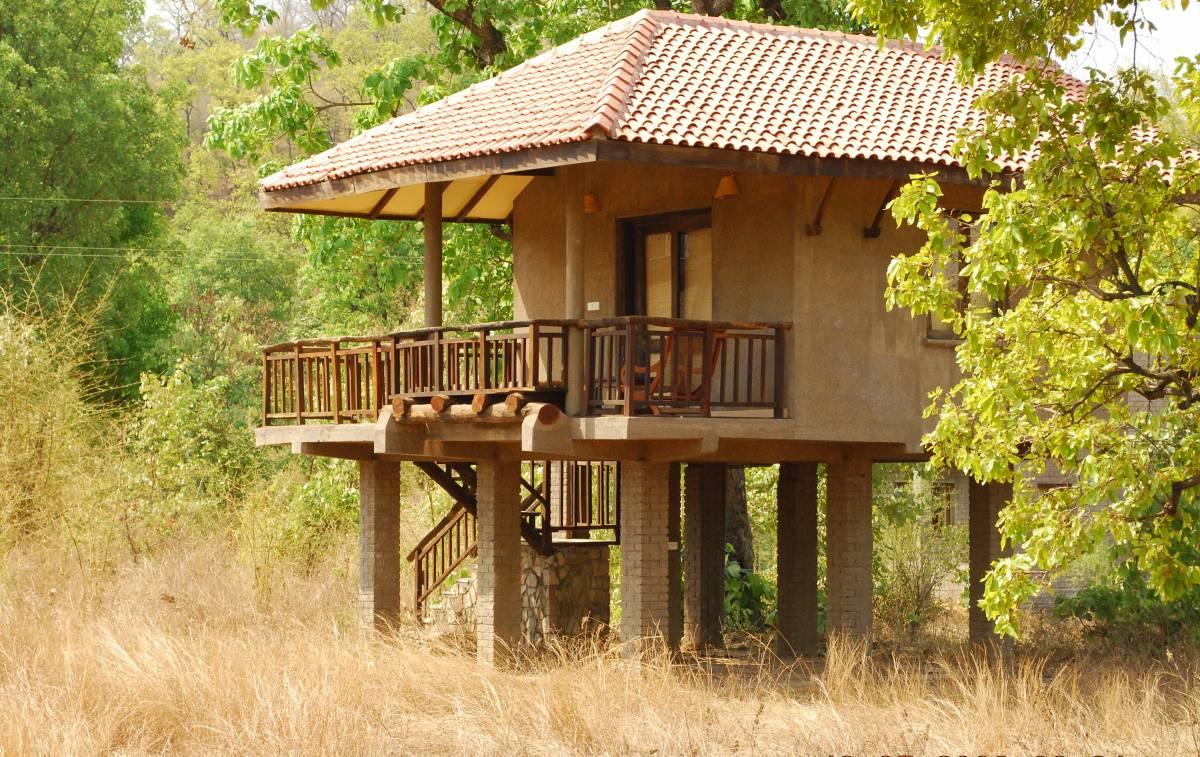 Pugdundee Safaris - Kings Lodge, Tala, India, الفنادق الباردة والنزل في Tala