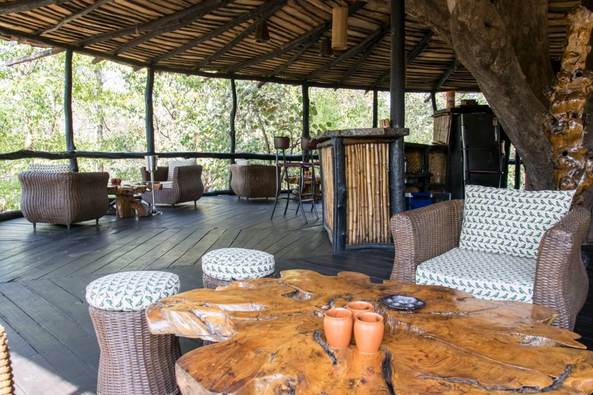 Pugdundee Safaris - Tree House Hideaway, Tala, India, India 酒店和旅馆