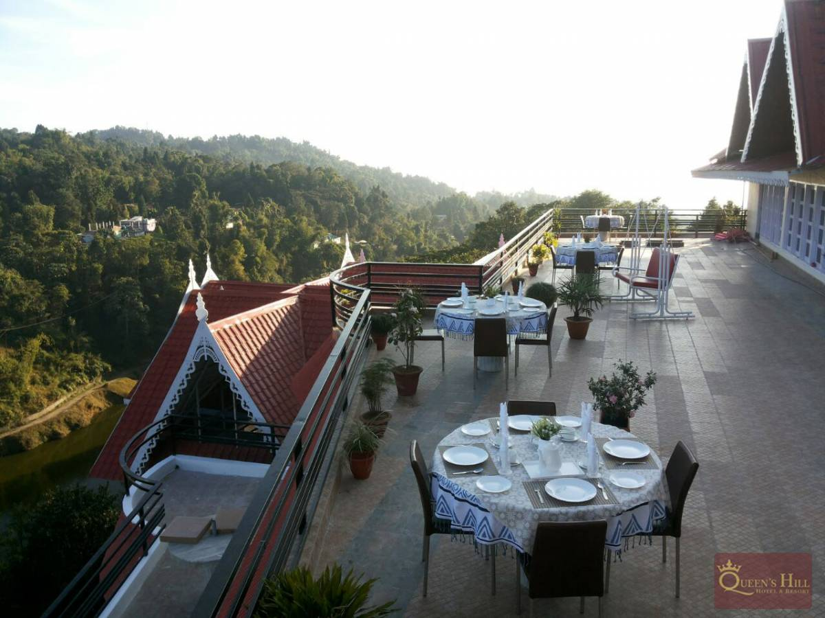 Queen's Hill Hotel and Resort, Mirik, India, India hotels and hostels