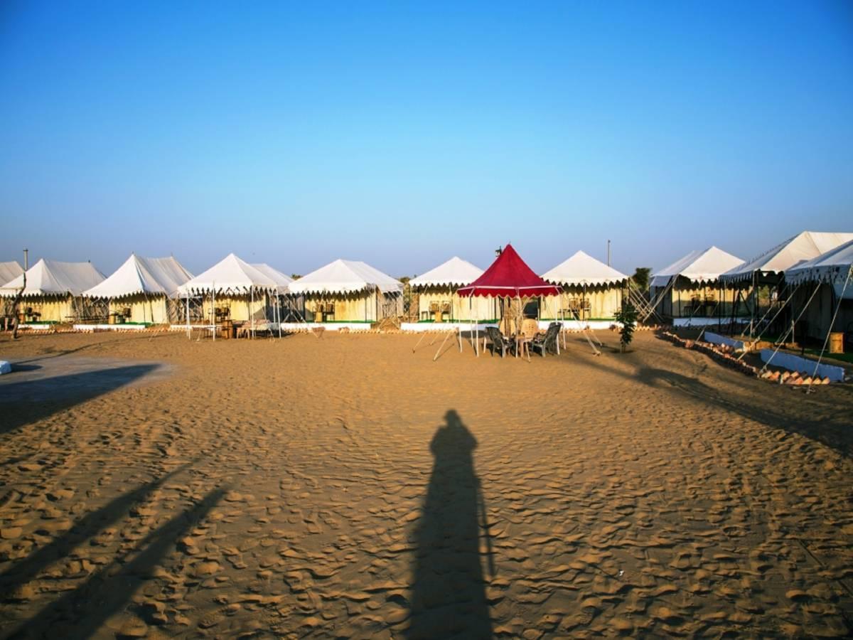 Rajwadi Desert Home Stay, Jaisalmer, India, India hoteli i hosteli