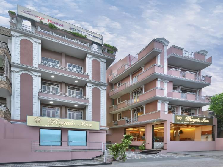 Regale Inn, New Delhi, India, India hoteli i hosteli