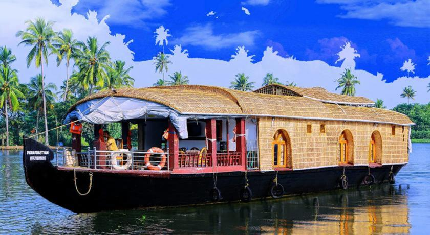 Riverland House Boat, Alleppey, India, India отели и хостелы