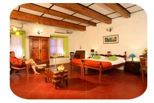 Rossitta Wood Castle Heritage Inn, Cochin, India, hotels with travel insurance for your booking in Cochin