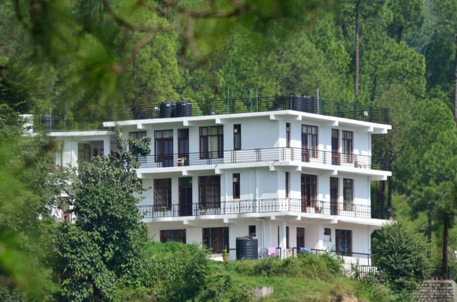 Sanawar View, Kasauli, India, India 酒店和旅馆