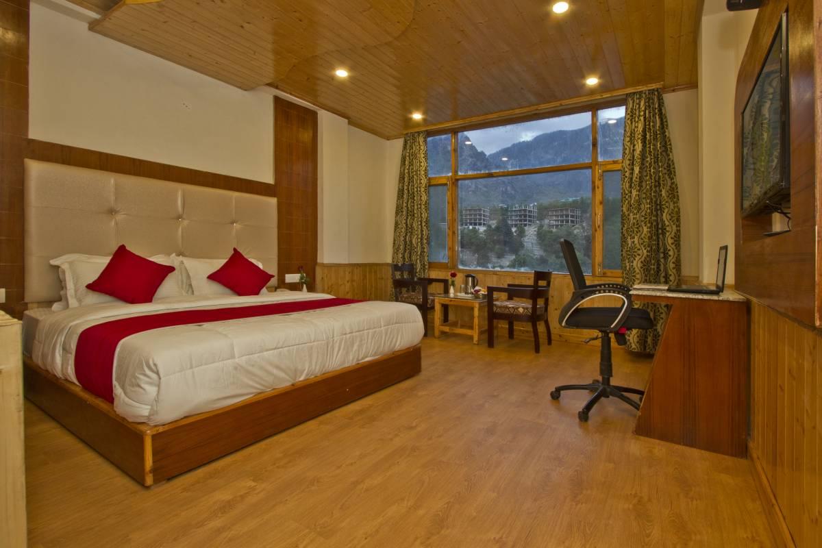 Sarthak Regency, Manali, India, India hotels and hostels
