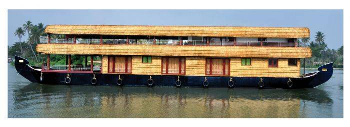 Sreekrishna Houseboat, Alleppey, India, India hotels and hostels