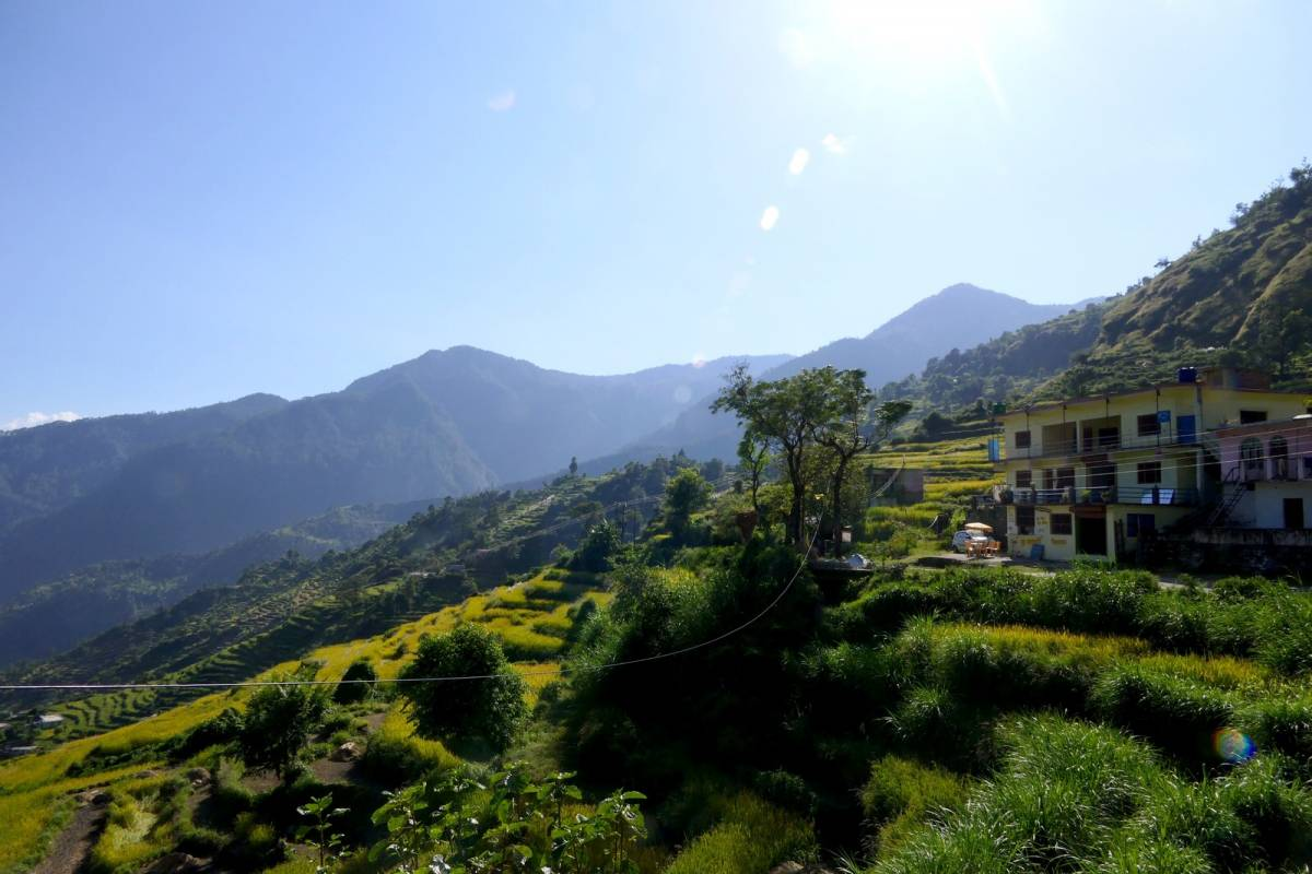 Srishti Lodge, Gopeshwar, India, India hotels and hostels