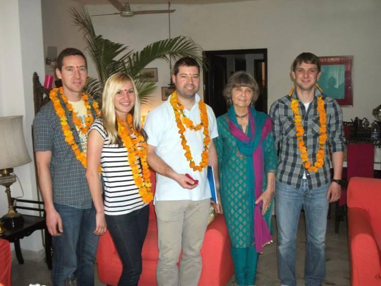 Srivastav.INN Bed and Breakfast, New Delhi, India, India الفنادق و النزل