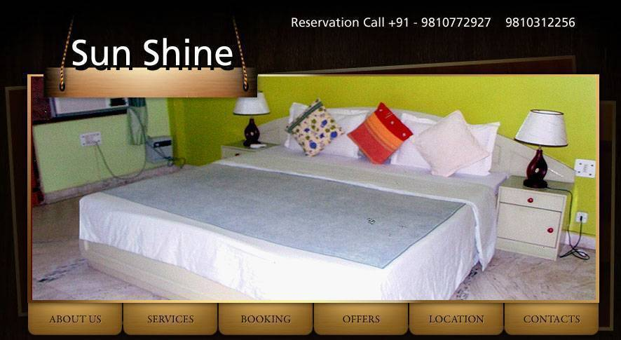 Sunshine House, Delhi, India, hotels in cities with zoos in Delhi