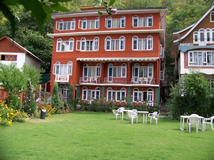 Swiss Hotel Kashmir, Srinagar, India, zelo priporočljivo potni hoteli v Srinagar
