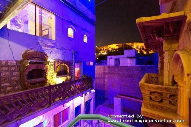The Blue House, Jodhpur, India, what is a bed and breakfast? Ask us and book now in Jodhpur