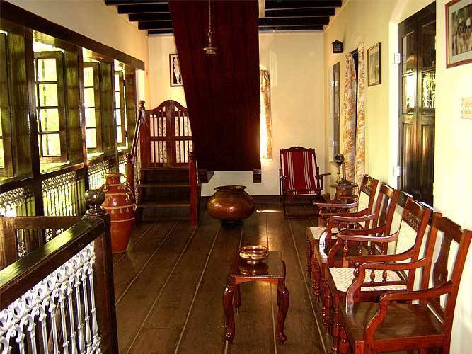 The Bungalow Homestay, Cochin, India, India hotels and hostels
