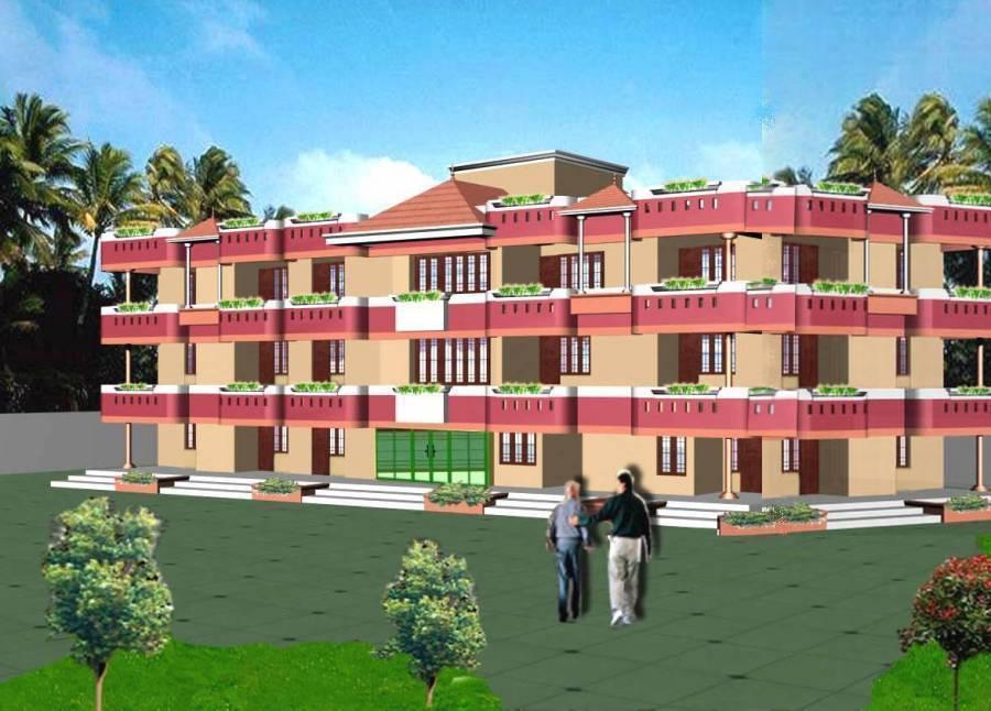 The Haiwa Beach Residency, Varkala, India, India hoteles y hostales