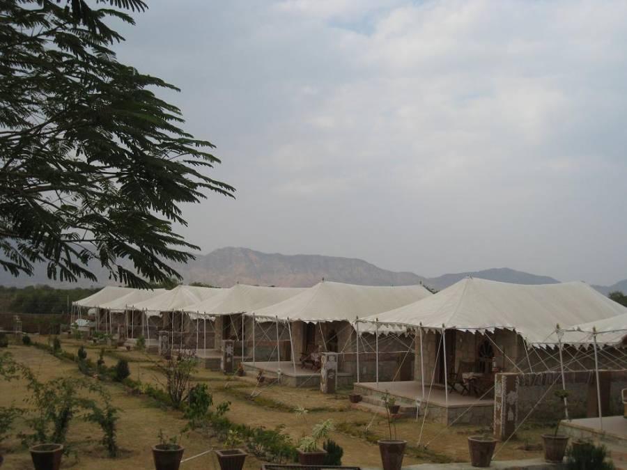 The Pushkar Bagh Resort, Pushkar, India, India الفنادق و النزل