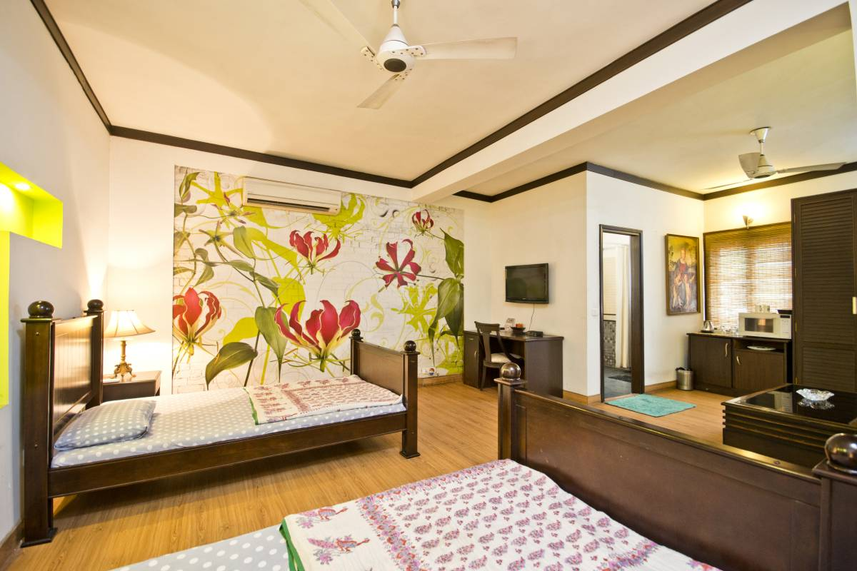 Trendy Bed and Breakfast, New Delhi, India, India hotels and hostels