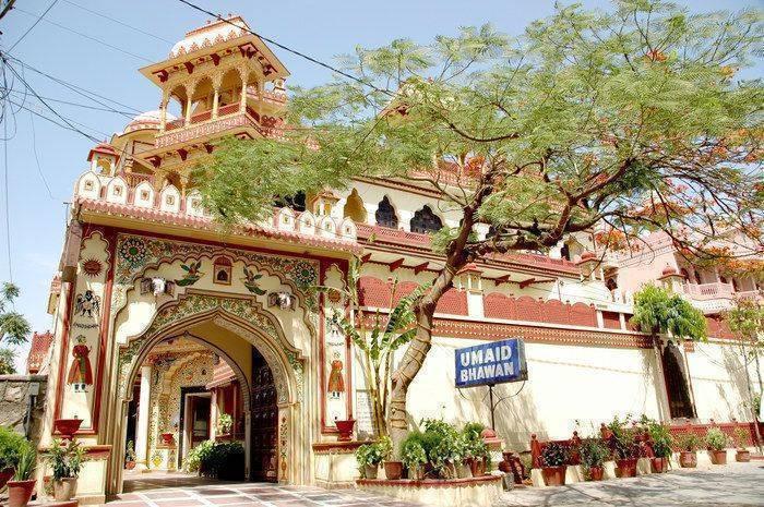 Umaid Bhawan, Jaipur, India, India hoteles y hostales