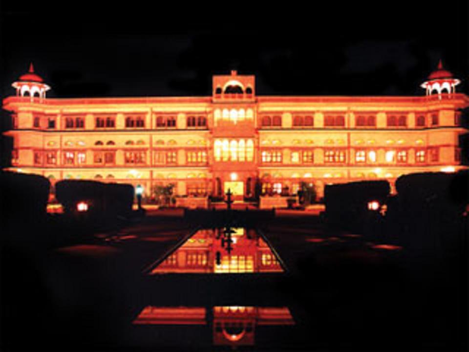 Umaid Lake Palace - Jaipur, India, India, India hoteli i hosteli