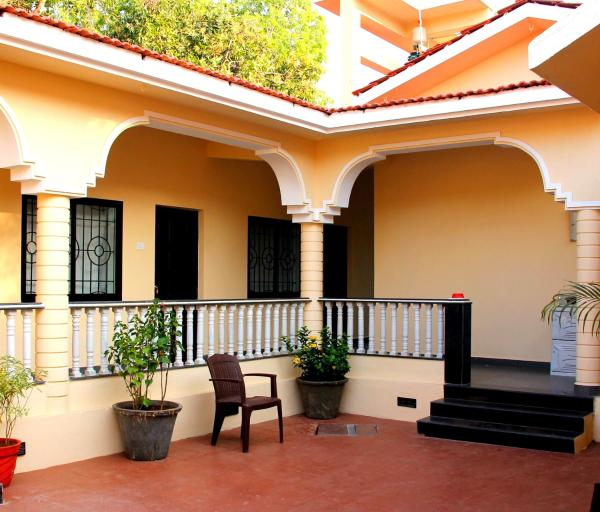 Vagator House Resort, Goa, India, India hotels and hostels