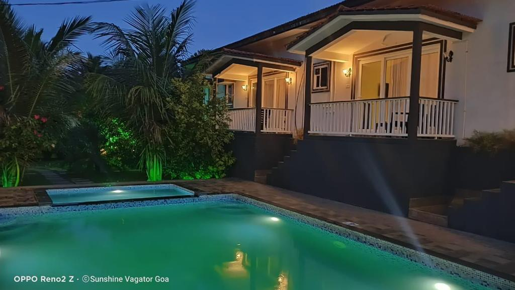 Vagator Retreat With Swimming Pool, Goa, India, India hotels and hostels