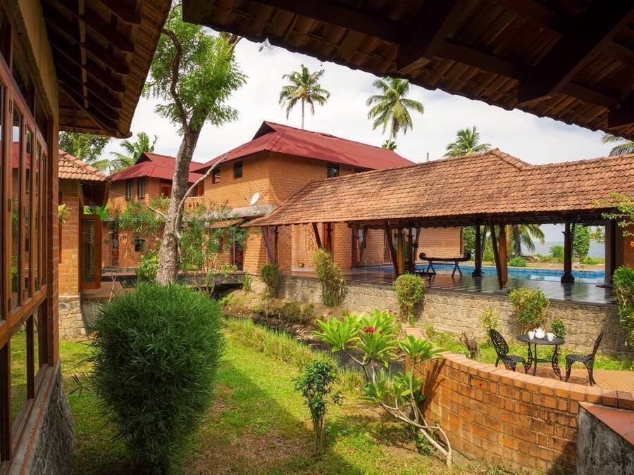 Vinca Lake House, Kumarakom, India, 着名的度假地点和目的地与酒店 在 Kumarakom