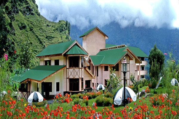 Welcomheritage Solang Valley Resort, Manali, India, India 酒店和旅馆