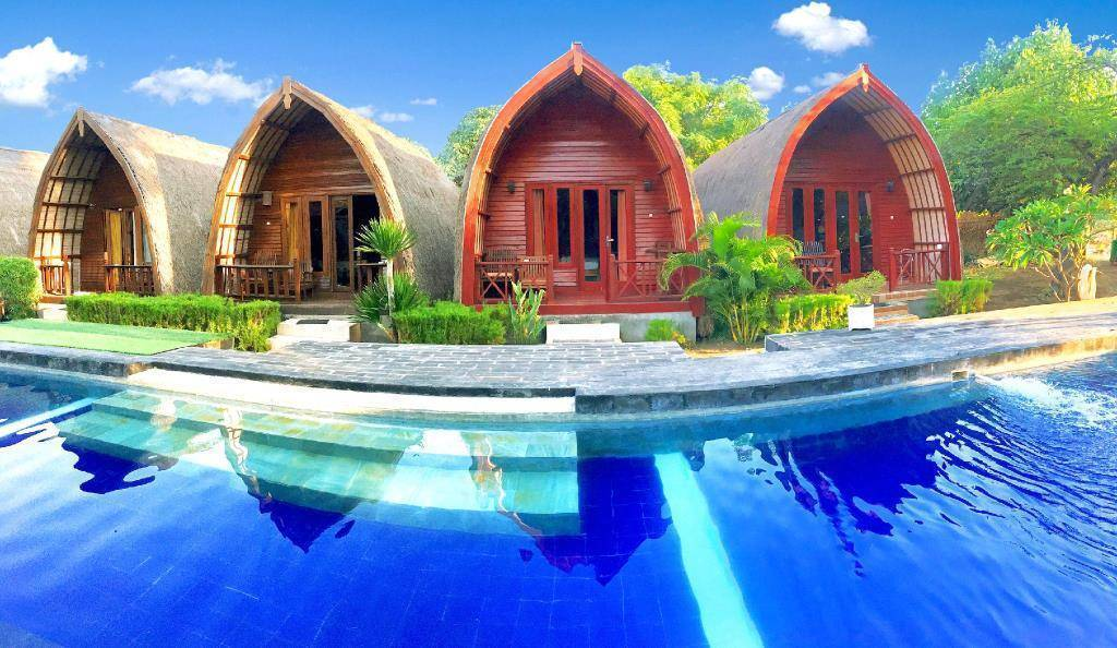Amora Villa, Lombok, Indonesia, Indonesia hotels and hostels