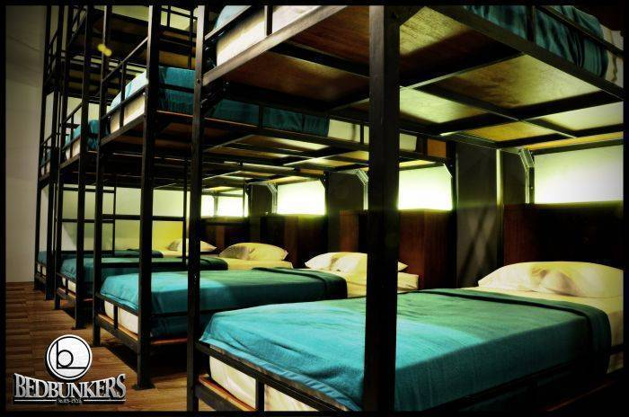 Bedbunkers Hostels Kuta, Kuta, Indonesia, hotels and rooms with views in Kuta