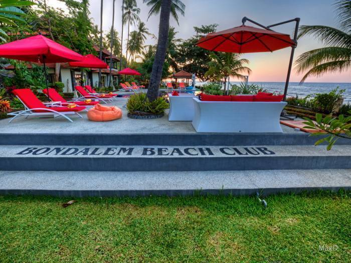 Bondalem Beach Club, Bondalem, Indonesia, 排他的な取引 に Bondalem