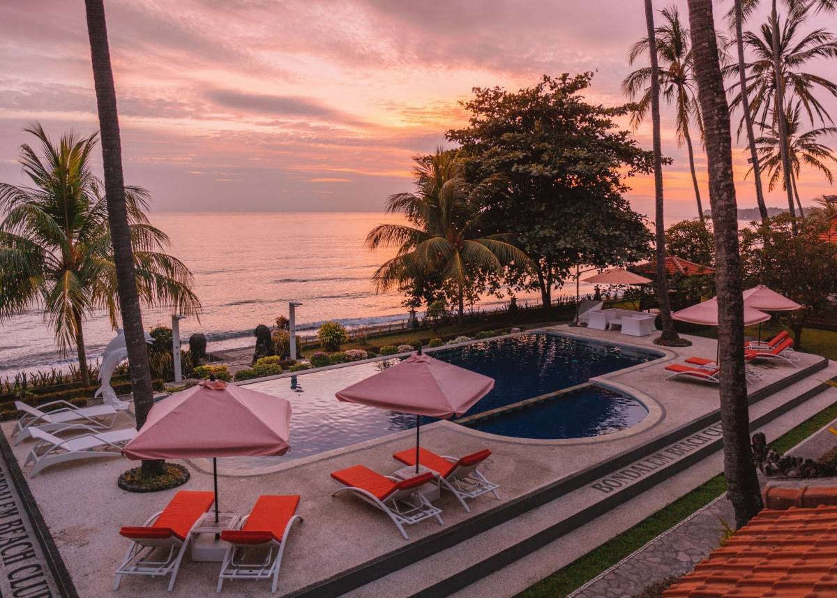 Bondalem Beach Club, Bondalem, Indonesia, Indonesia ホテルとホステル