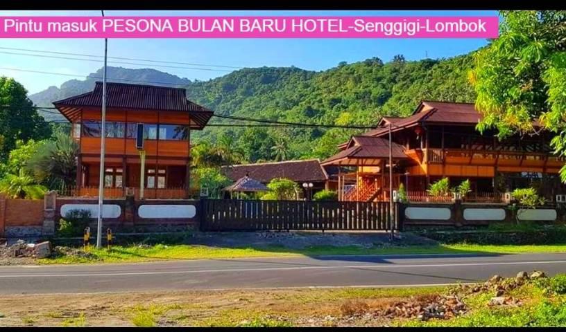 Hotel Pesona Bulan Baru - Tìm phòng miễn phí và mức giá thấp đảm bảo Senggigi 2 ảnh