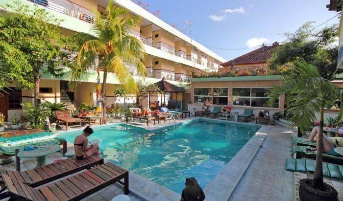 Sayang Maha Mertha Hotel - Tìm phòng miễn phí và mức giá thấp đảm bảo Kuta 13 ảnh