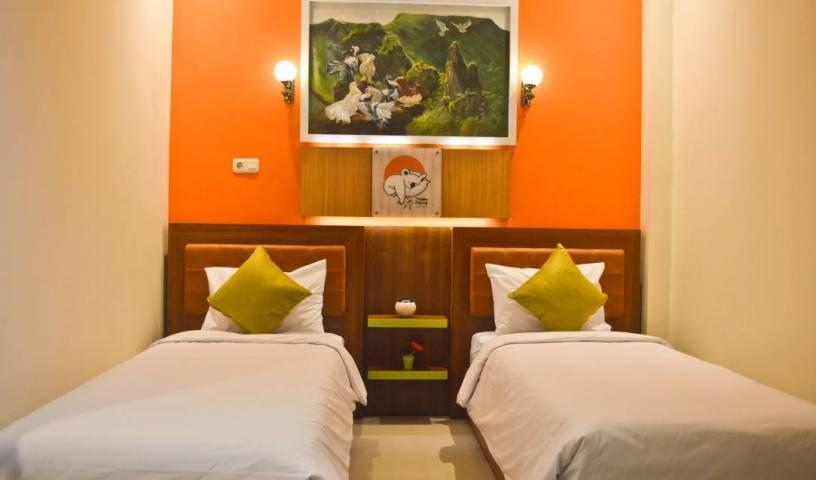 The Cabin Tanjung - Tìm phòng miễn phí và mức giá thấp đảm bảo Wonosobo, khách sạn giá rẻ 10 ảnh