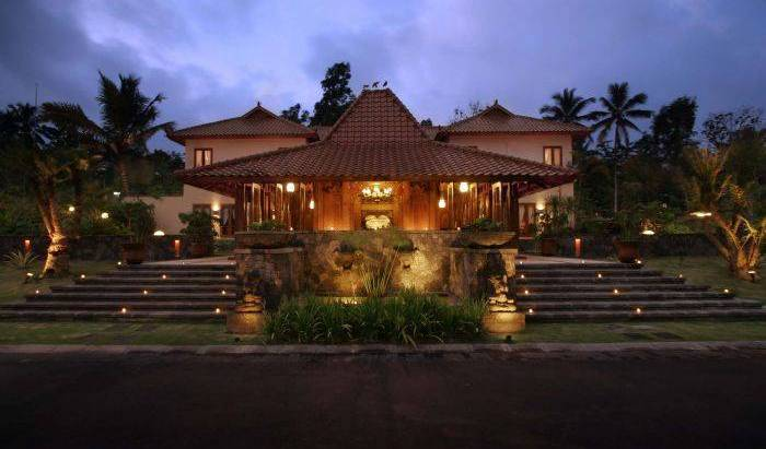 The Cangkringan Jogja Villas Andspa - Search available rooms for hotel and hostel reservations in Yogyakarta, hotels with kitchens and microwave 15 photos