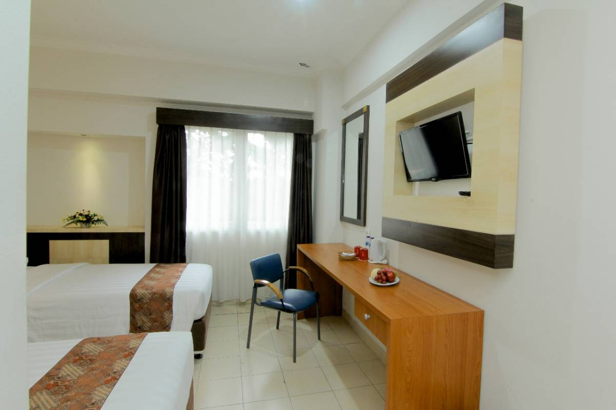 University Hotel Yogyakarta, Yogyakarta, Indonesia, hostels, backpacking, budget accommodation, cheap lodgings, bookings in Yogyakarta