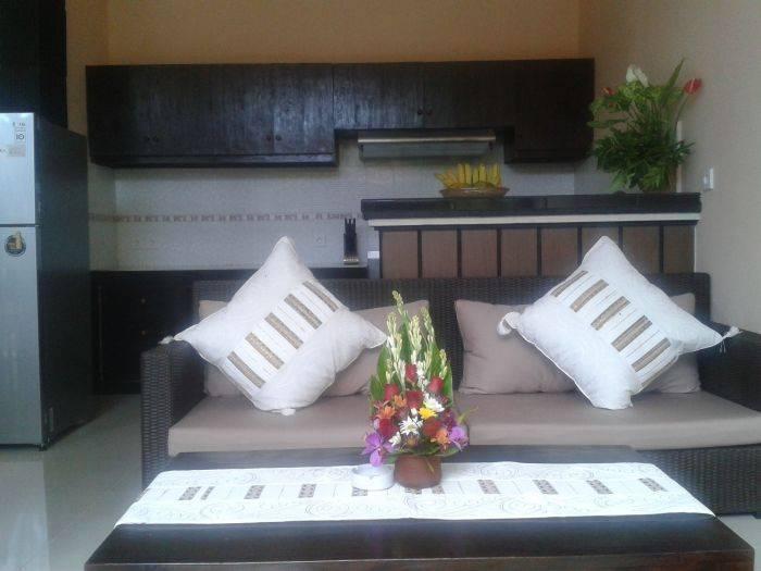 Villa Kubu D' Kubu, Kutabali, Indonesia, Indonesia ホテルとホステル