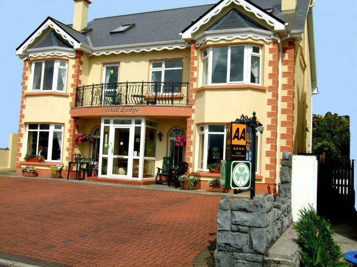 Achill Lodge 4 Star Guesthouse, Claddagh, Ireland, Ireland hotels and hostels