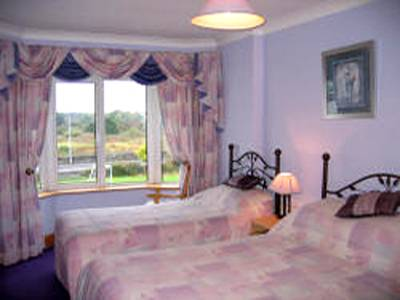 Achill Lodge 4 Star Guesthouse, Claddagh, Ireland, what is a green hotel in Claddagh