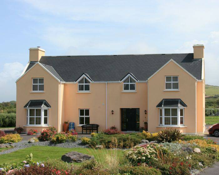 Brookhaven Guesthouse Bed and Breakfast, Waterville, Ireland, places for vacationing and immersing yourself in local culture in Waterville