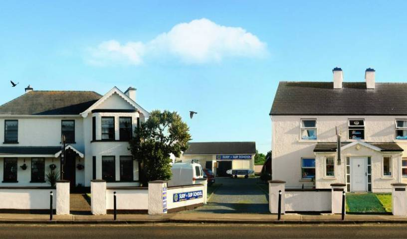 Strandhill Lodge, Hostel and Surf School - Search available rooms for hotel and hostel reservations in An Leathros 7 photos