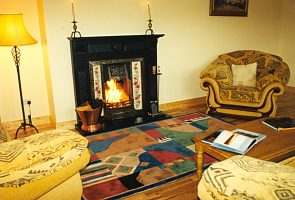 Glebe House, Banagher, Ireland, hotels with ocean view rooms in Banagher