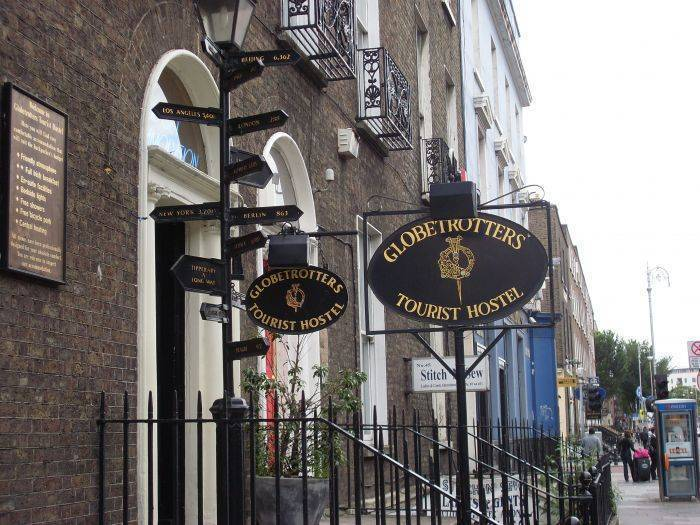 Globetrotters, Dublin, Ireland, Ireland hotels and hostels
