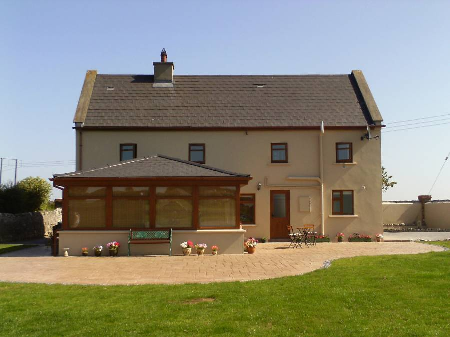 Three Gables Bed and Breakfast Ireland, Eas Geitine, Ireland, Ireland hotels and hostels