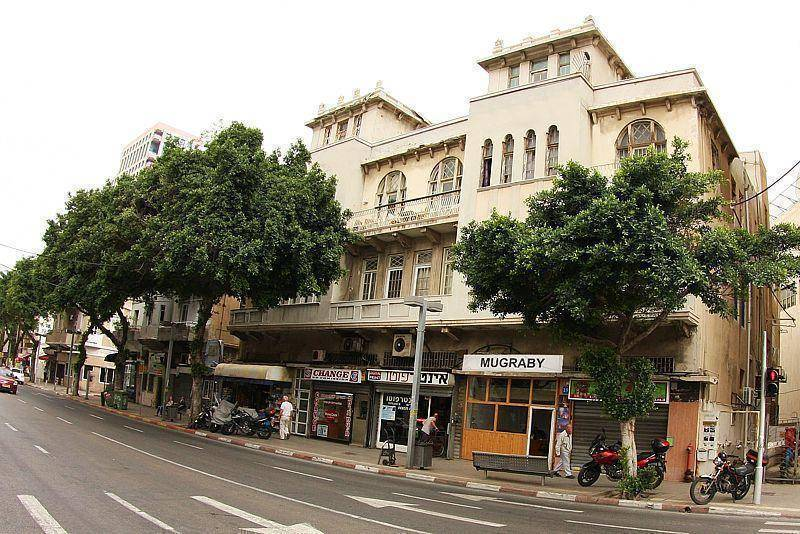 Mugraby Hostel, Tel Aviv-Yafo, Israel, Israel hotels and hostels