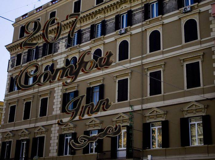 207 Inn, Rome, Italy, hotels, lodging, and special offers on accommodation in Rome