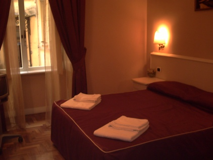 Annette Bed and Breakfast, Rome, Italy, hostel reviews and discounted prices in Rome