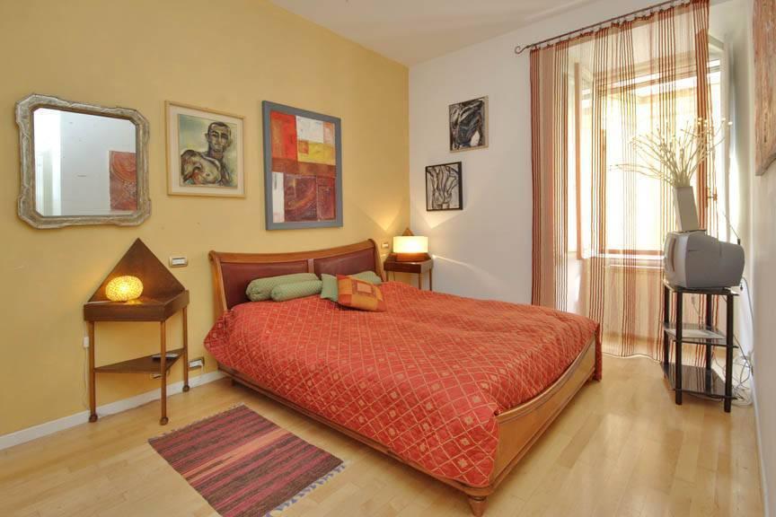 Apartment Vespucci, Rome, Italy, unique alternative to hotels in Rome