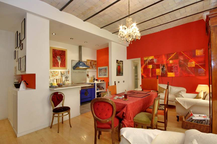 Apartment Vespucci, Rome, Italy, Italy hotels and hostels