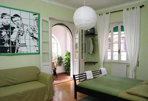 Arches B and B, Rome, Italy, how to choose a booking site, compare guarantees and prices in Rome